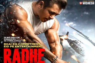 Salman Khan's Radhe to hit the screens as per the Plan