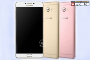 Samsung Galaxy C9 Pro Launched in India