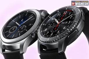 Samsung Launches Galaxy Gear S3 Smartwatch in India
