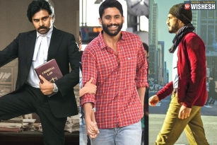 A Heap of Films Gearing up for Sankranthi 2021 Release