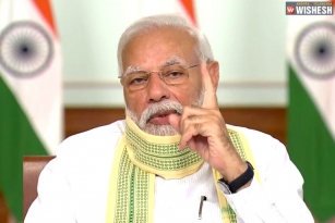 Self-Reliance is the Biggest Lesson for Coronavirus Says Modi