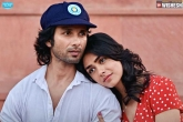 Shahid Kapoor Gets his Father on Board for Jersey