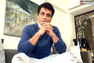 Sonu Sood Felicitated With Special Humanitarian Award