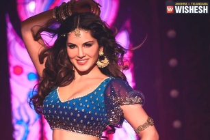 Sunny shocks with her remuneration for an item song