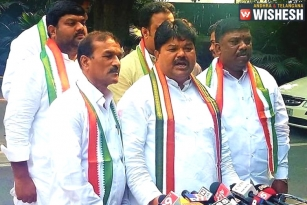 Huge Blow For TRS: Two Senior Leaders Joins Congress