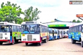 TSRTC Resumes Suburban and Mofussil Services in Hyderabad