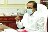 Telangana cabinet meeting news, Coronavirus updates, telangana cabinet meeting on april 19th, Telangana cabinet