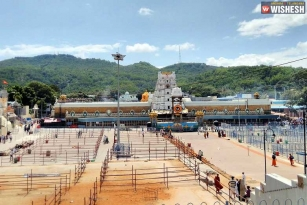 Tirumala Temple Will Remain Open After 743 TTD Staff Tested Positive
