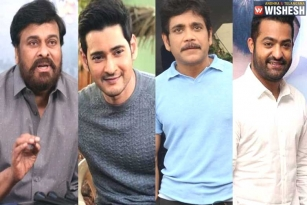 Tollywood Celebrities Donate big for Telangana CM Relief Fund