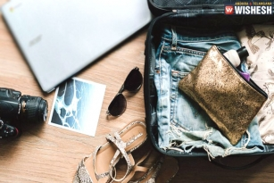 Five Must Items as Travel Companions