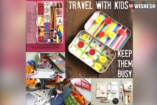 The Ultimate Travel Kit Ideas For Kids