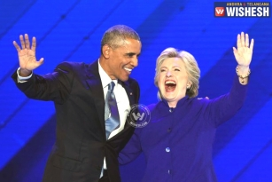 Barack Obama endorses Clinton