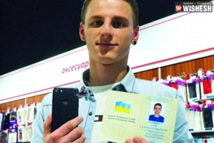 Ukraine Man Changes his Name to 'iPhone Sim Seven'
