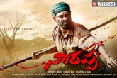 Venky's Stunning Look as Naarappa