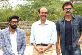 Venkatesh And Family Donates Rs 1 Cr