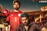 Bigil, Vijay, vijay s bigil business closed at rs 222 cr, Bigil