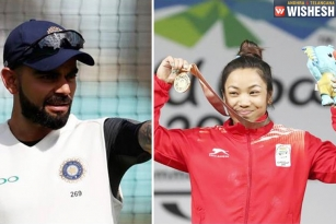 Khel Ratna For Virat Kohli And Mirabai Chanu