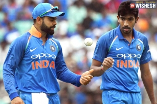 Virat Kohli and Bumrah on the Top in ICC Ratings