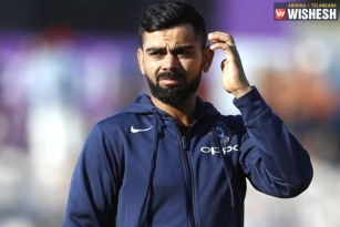 "Virat Kohli Faces Backlash On Twitter For Asking His Fan To ""Leave India"""