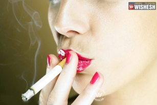 Weight concerns keep women to stay away from quitting smoking