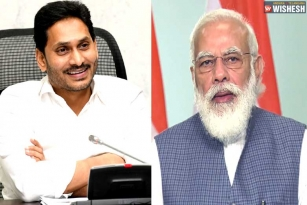 YS Jagan's Crucial Meeting With Narendra Modi Today