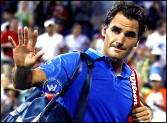 Roger Federer exits US Open, Sania continues