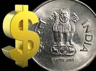 16 paise gain for rupee!