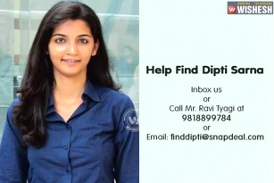 #HelpFindDipti: Snapdeal's woman employee missing