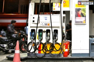 Govt Raises Excise Duty On Petrol And Diesel