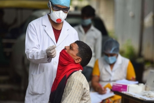India may become the worst-hit country due to coronavirus by October