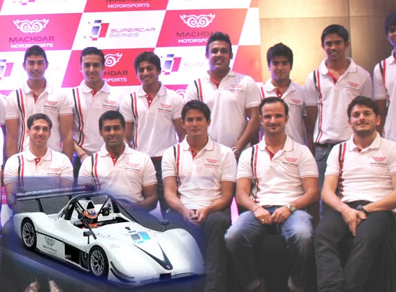 i1 Supercar Series schedule postponed to February, in Noida