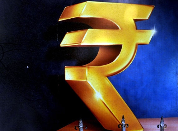Rupee rises against dollar by 10 paise