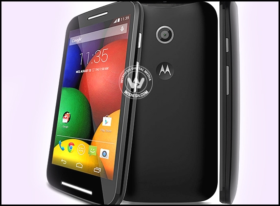 Motorola introduces cheapest Android phone