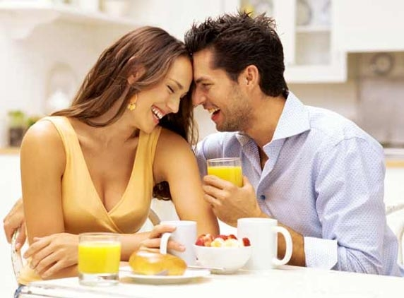 Men Grow Wiser After Marriage