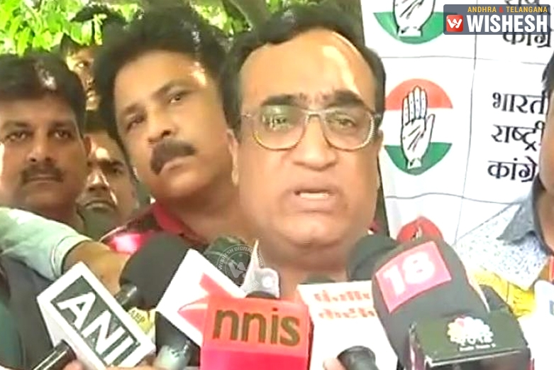 Delhi Congress Chief Ajay Maken Resigns; Takes Responsibity For MCD Defeat