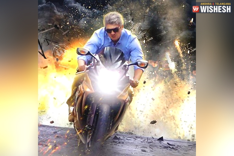 Ajith Completes Dubbing For Vivegam In Just Three Days?