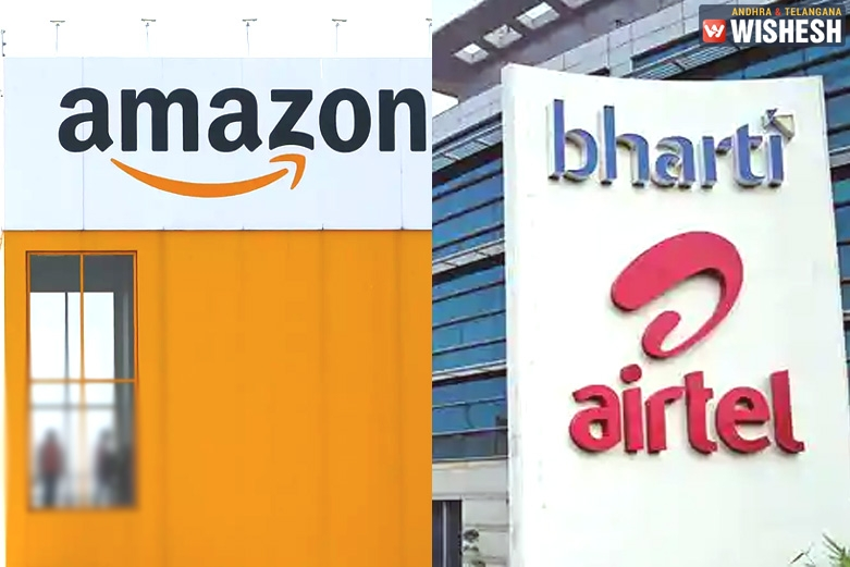 Amazon To Acquire A Stake In Bharti Airtel