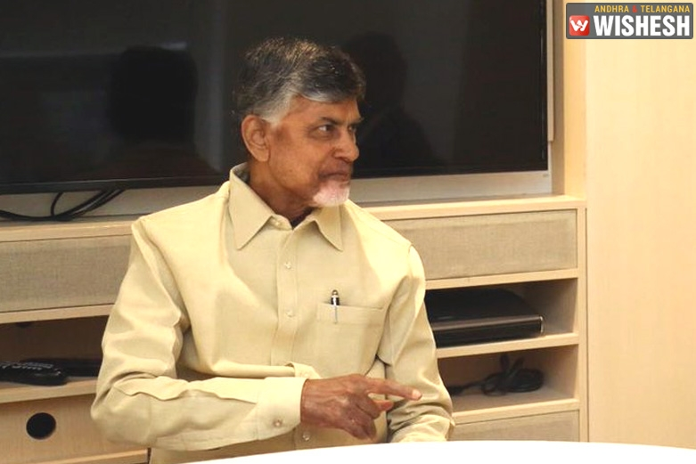 For Artificial Intelligence Projects: Chandra Babu To Woo Investors