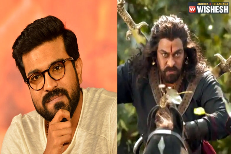Charan About Syeraa Budget And Release Date