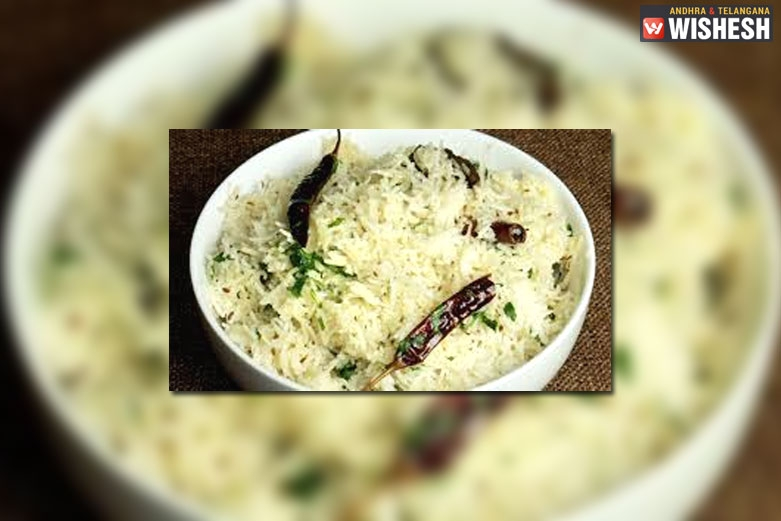 Tasty Coconut And Vegetable Rice Recipe