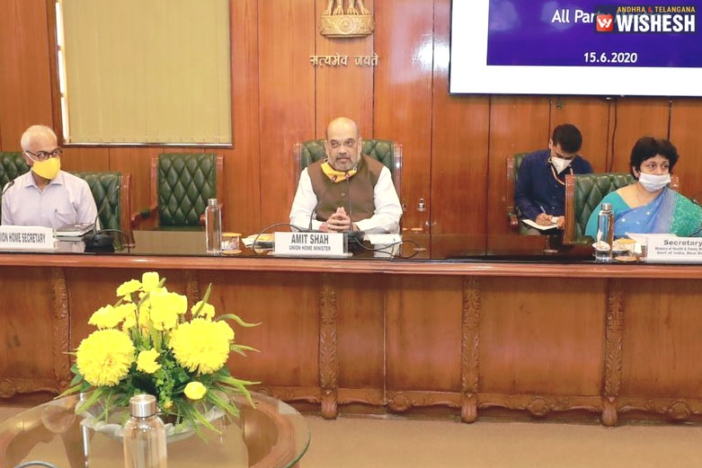 Coronavirus Test For Everyone In Delhi Proposes Amit Shah