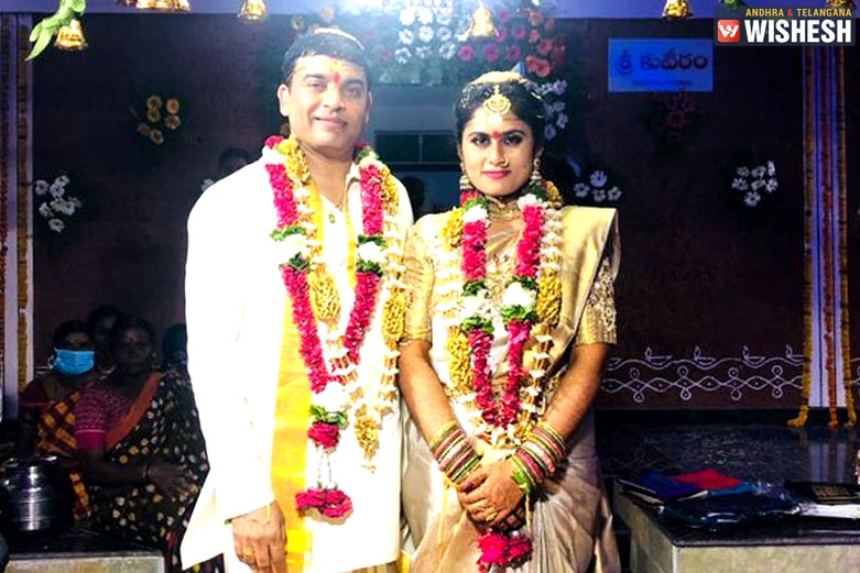 Top producer Dil Raju gets married