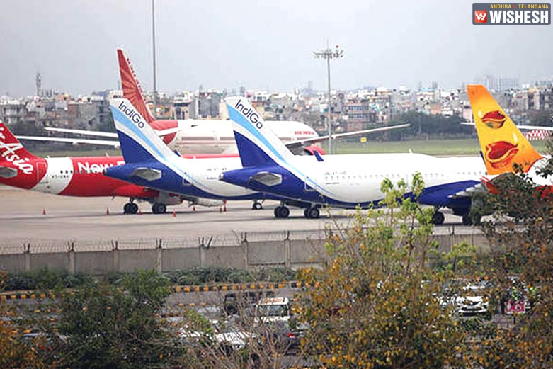 All Domestic And International Flights Suspended Till May 3rd