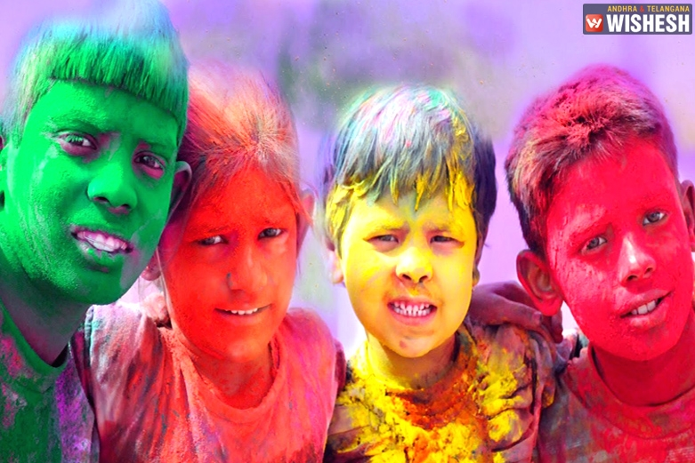 Holi: Colours and concerns