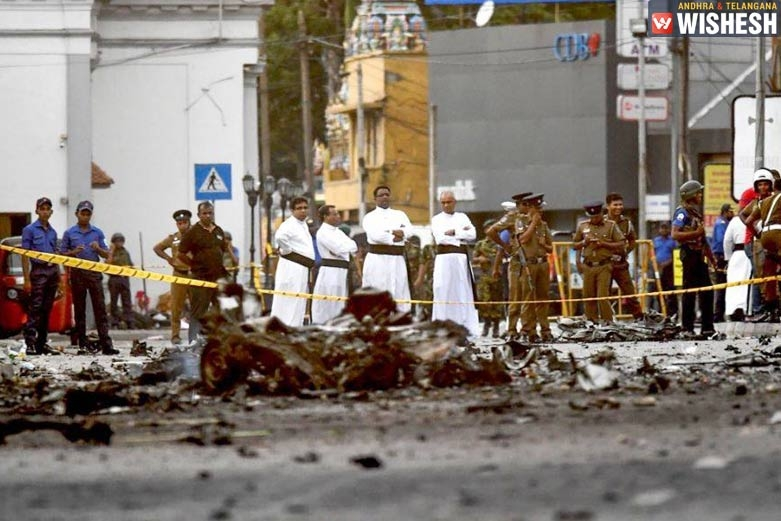 ISIS Claims Responsible for Sri Lanka Blasts