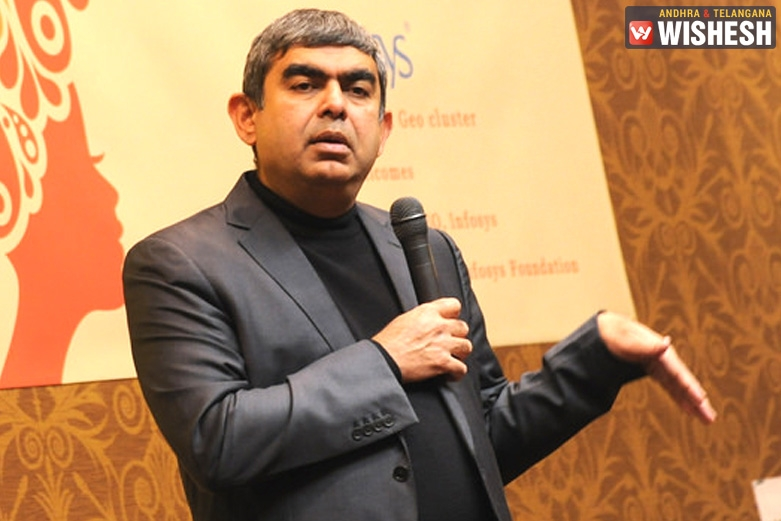 Infosys Founder Vishal Sikka Quits