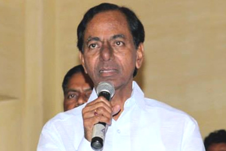 KCR Ask Officials To Speed Up Construction Of Power Plants