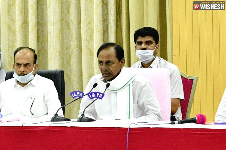 KCR Extends Lockdown Till May 31st Except For Some Relaxations