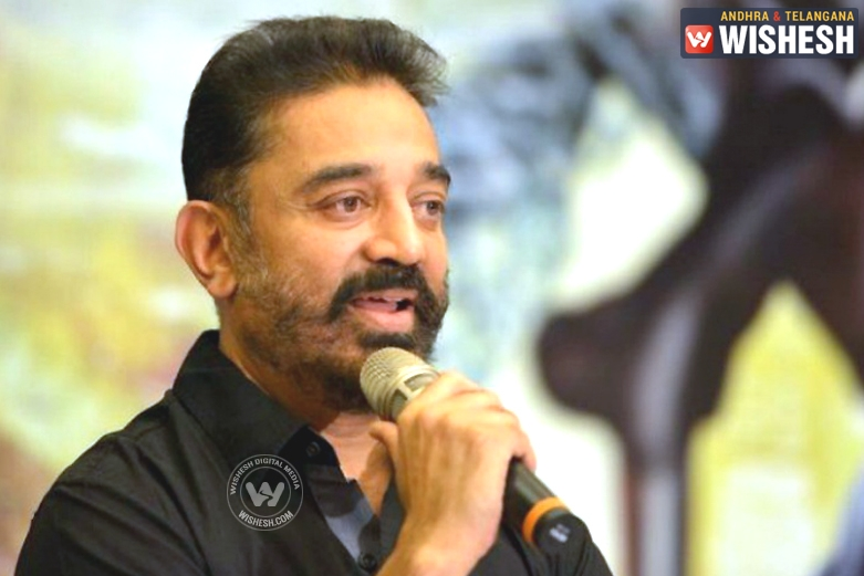 Kamal Haasan Gets Criticized for his Comment on Twitter
