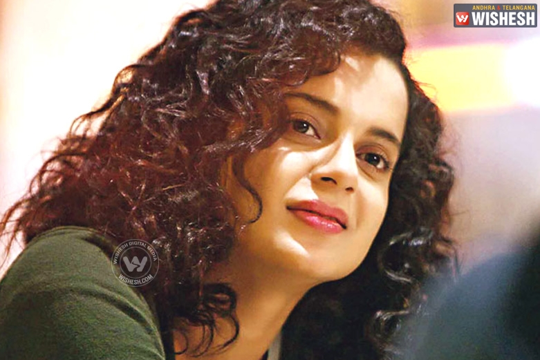 Queen Fame Actress Kangana Finally Breaks Her Silence On Nepotism Debate